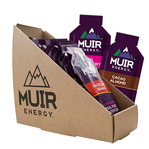 Muir Energy Variety Pack, 12-Count