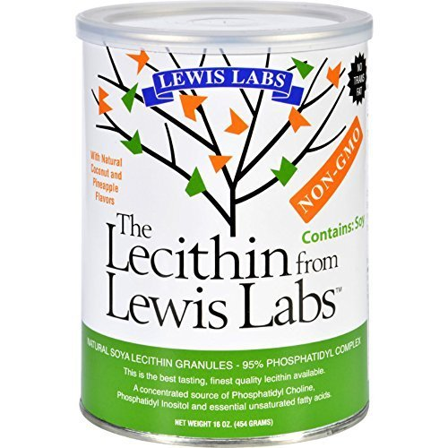 Lewis Labs Lecithin Granules