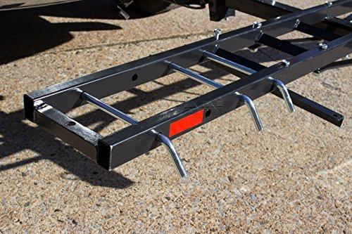 Titan Ramps Motorcycle Dirt Bike Carrier Rack Hitch Hauler
