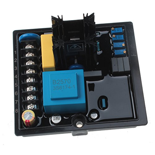 Friday Part AVR HVR-11 Electronic Automatic Voltage Regulator for Linz Electric Generator With 1 Year Warranty