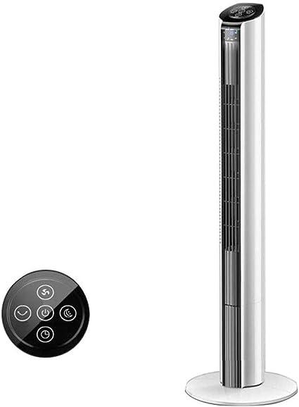 Todo-habitación de la Torre ventilador oscilante del acondicionador de aire de seguridad ventilador sin aspas del ventilador súper tranquilo por evaporación Maquinaria enfriadores de aire más frío, me: Amazon.es: Coche y moto