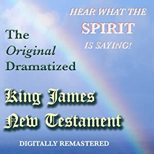 The Original Dramatized King James New Testament Audiobook