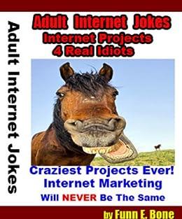 Adult Internet Jokes: Internet Projects 4 Real Idiots