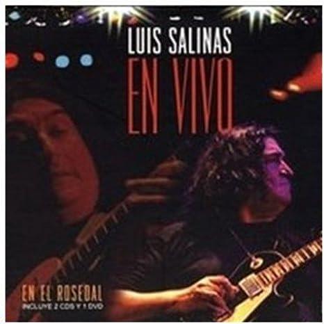 En Vivo En El Rosedal: Luis Salinas: Amazon.es: Música