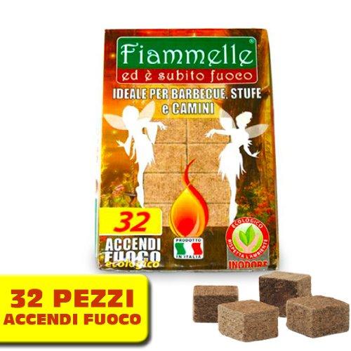 Accendifuoco Fiammelle Ecol. X32 NAPPI CARL FIAM M32P/ECO