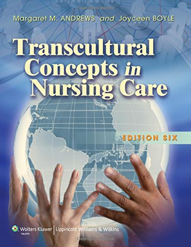 Transcultural Concepts in Nursing Care (And Hours Trends Store Trees)