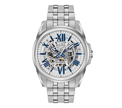 Bulova Men's 43mm Classic Automatic Watch