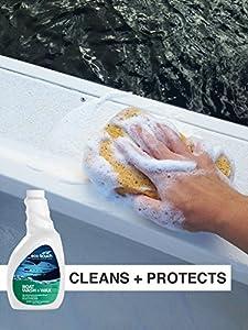 Eco Touch (BWW24) Premium Marine Care Boat Wash + Wax - 24 oz.