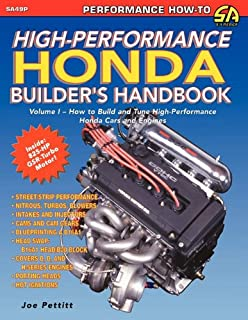 High-Performance Honda Builders Handbook