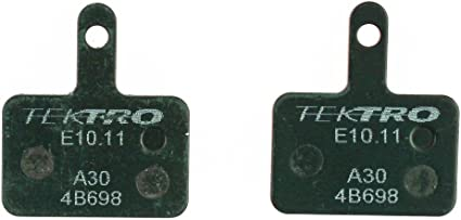 Bremsbelag Disc replacement für Tektro E10.11 Aquila Auriga organisch A10.11
