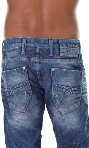 Jeans C-1010 CIPO&BAXX W36 L32 Herren