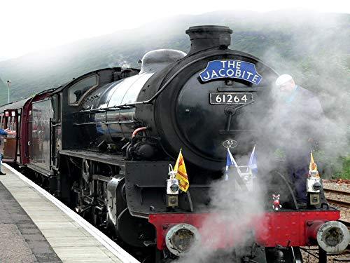 Best of British Heritage Railways Volume 4 (Teak Stock)