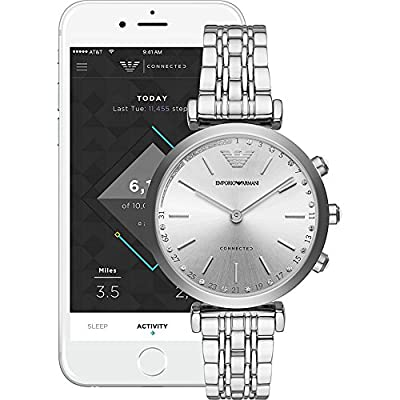 Emporio Armani Connected Womens Hybrid Smartwatch by Emporio Armani