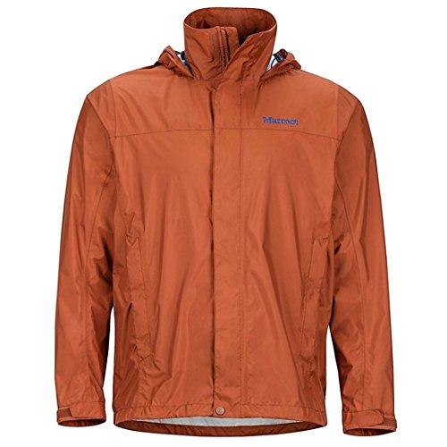 Marmot Men's PreCip Jacket Terracotta Small