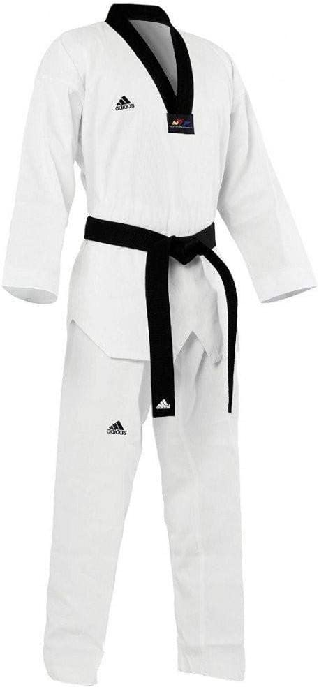 Gi adidas Taekwondo Uniform New ADI-STAR 2 Taekwondo Uniform Set-WTF Approved