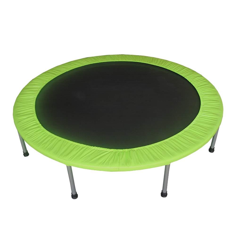 【海外輸入】 室内用トランポリン Green-137cm(54 小さいスペースのための屋内トランポリンRebounder、安全パッドが付いている携帯用トランポリン、大人の子供のための適性トランポリンは、200kgまで支えます (色 inch)) : : Red-101cm(40 inch)) B07PLCCQG1 Green-137cm(54 inch) Green-137cm(54 inch), 寝具のレオワイド:5cf7dc13 --- arianechie.dominiotemporario.com