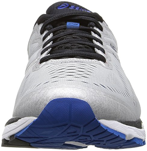 Shoe ASICS Kayano Gel Running Men Imperial Silver Black 23 XrfZqraw