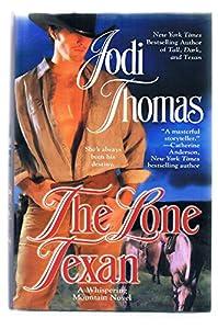 Hardcover The Lone Texan (A Whispering Mountain Novel) Book