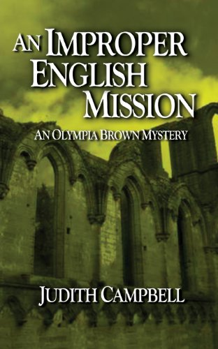 book cover of An Improper English Mission