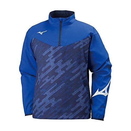 ラケット誠意参照するMIZUNO(ミズノ) メンズ レディース サッカーウェア トレーニングムーブクロスシャツ P2MC8025