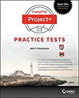 CompTIA Project+ Practice Tests: Exam PK0-004 Front Cover