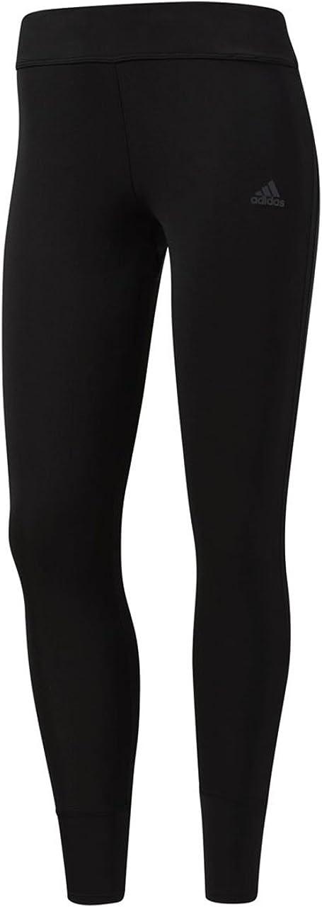 (アディダス)adidas ランニングウェア RESPONSE ロングタイツ BUF63 [レディース] B47762 ブラック J/L