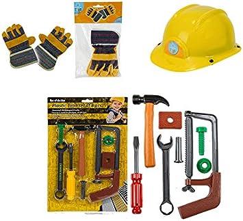 Werkzeugset Spielzeug Kinder Handwerker Werkzeug