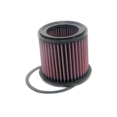 K&N Engine Air Filter: High Performance, Premium, Powersport Air Filter: 2005-2016 SUZUKI (LTA750, KingQuad, 4x4, AXi PS, LTA750X, LTA500XP, LTA450X, 4x4 Camo, LTA700X) SU-7005: Automotive