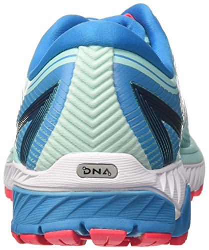 Brooks Ghost 10, Zapatillas de Running Para Mujer Turquesa (Mint/blue/pink 1b462)