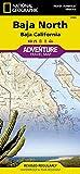 Search : Baja North: Baja California [Mexico] (National Geographic Adventure Map)