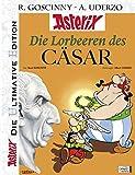 Die ultimative Asterix Edition 18: Die Lorbeeren des Cäsar (Asterix Die Ultimative Edition, Band 18)