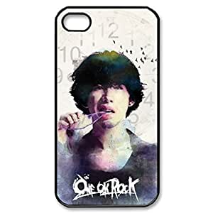 One OK Rock Japan Pattern Image Case Cover Hard Plastic Case 4s / for ipod touch 4