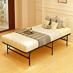 JURMERRY supply the folding design for ease of movement with strong support and durability bed frame, the design concept is elegant, individual, simple and practical.Delightful and simple but not simple.The designer aims to decorate the quiet...