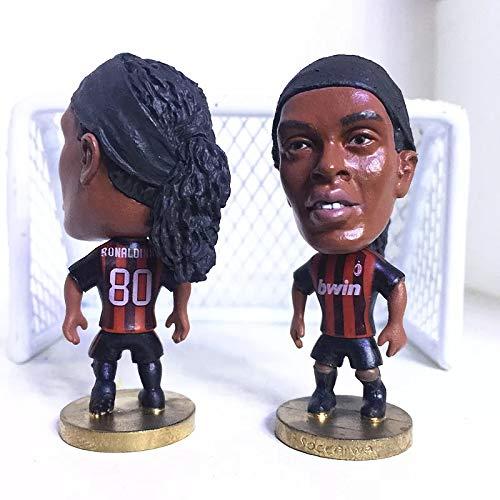 Soccer AC Milan Ronaldinho #80 Toy Figure 2.5
