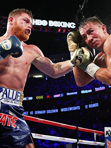 Boxing: Canelo Alvarez vs. Gennady Golovkin (9/23/17)