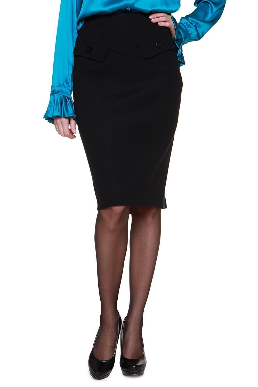 Luisa Spagnoli Knit Skirt LUDOVICA, Color: Black