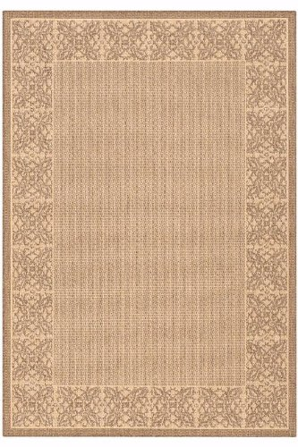 Summer Chimes Rug  76 X109   Natural Cocoa