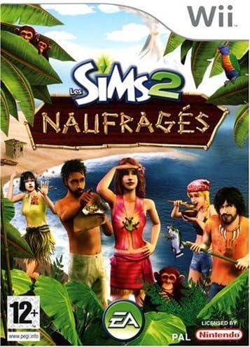 Les Sims 2 Naufragés [Nintendo Wii] [Importado de Francia]: Amazon.es: Electrónica