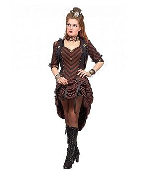 Horror-Shop vestido de Steampunk con el bolero L: Amazon.es ...