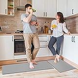 Delxo Anti Fatigue Kitchen Floor Mat -2 Piece