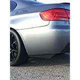 Rear Bumper Splitters extension fits BMW CF M3 335i 340i 328i E92 E90 E93 F30 F80 BMW 07-18 3 series