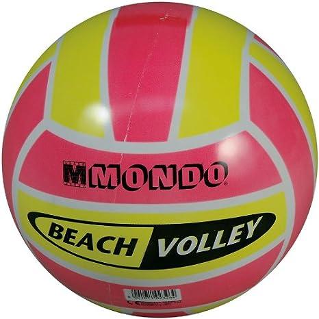 Mondo - Balón Voleibol para Playa hinchado (02326): Amazon.es ...