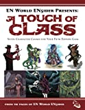 img - for A Touch of Class: 7 New Classes For Your 5th Edition Game book / textbook / text book
