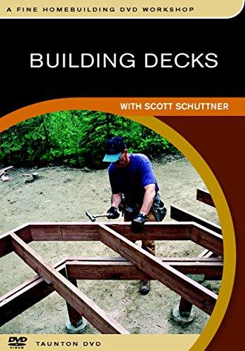 Building Decks: with Scott Schuttner