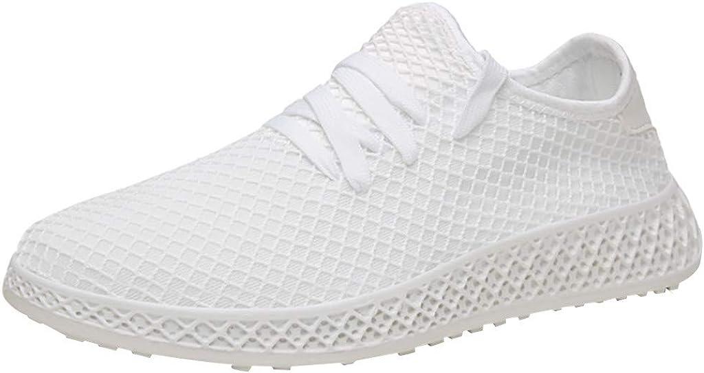 beautyjourney Zapatillas cómodas para Hombre Zapatos Deportivos de ...