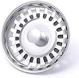 Mcalpine Bwstss Top Kitchen Sink Strainer Plug Stainless