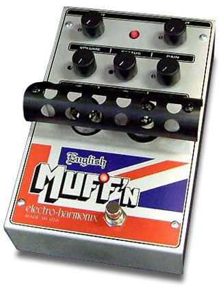 玄関先迄納品 Electro Harmonix Harmonix English MUFF'n B003VQLH7U English B003VQLH7U, アイトウチョウ:3d34c4fa --- a0267596.xsph.ru