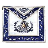 Master Mason with Embroidered Border Masonic Apron