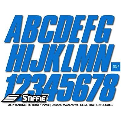 Stiffie Shift Octane Blue 3