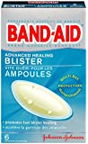 Band-Aid Brand Adhesive Bandages, Advanced Healing Blister Cushions, 6 Count